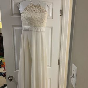 BCBG Maxi Wedding Dress